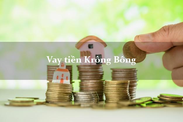 Vay tiền Krông Bông Đắk Lắk bằng CMND Online 0% Lãi Suất