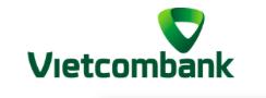 Hướng dẫn vay tiền Vietcombank trả góp