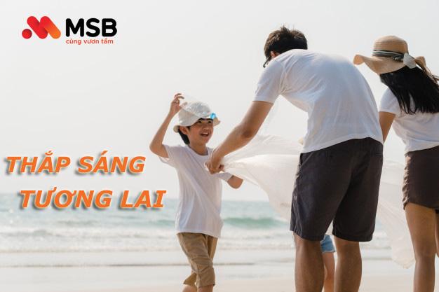 Hướng dẫn vay tiền MSB dễ dàng