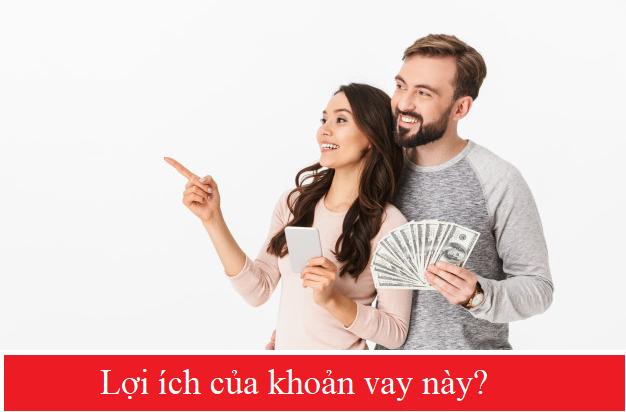 Vay tiền cưới vợ